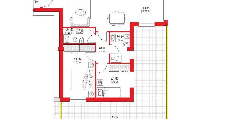 Appartamento n.4_rosburgo_immobiliare