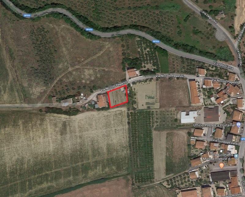Terreno edificabile di circa 1.000mq – R08
