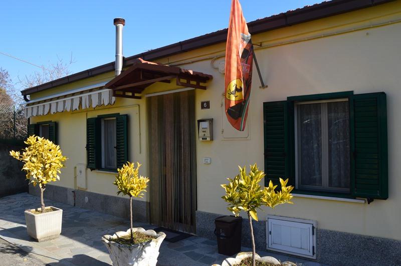 Porzione di casa nel centro storico di Guardia Vomano – R53