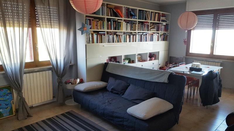 Spazio appartamento vista mare – P05
